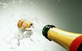 Champagne popping cork - 200136368-001